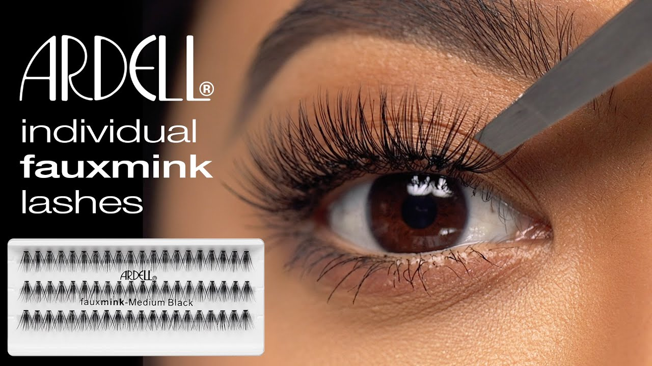 b3962901076 Ardell | Faux Mink Individual Lashes - YouTube