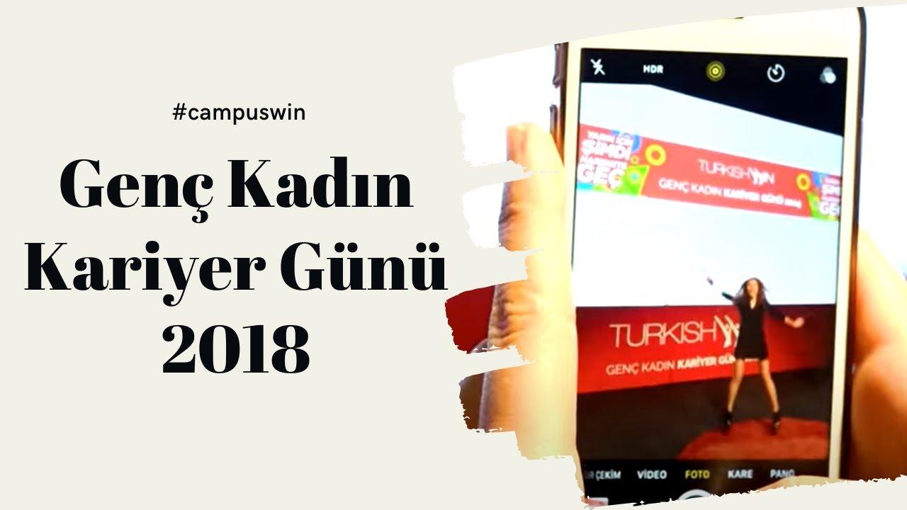 2018 TurkishWIN Genç Kadın Kariyer Günü