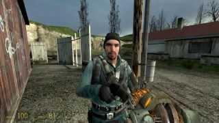 Half-Life 2 (PC) walkthrough - Sandtraps
