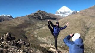 Кайлас: Южное Лицо, Дарчен. Mt Kailash South Face, Darchen(Тибет, кора вокруг Кайласа, озеро Манасаровар, Лхаса, буддистские монастыри, Долина Гаруды: http://www.wildrussia.spb.ru/r..., 2011-11-23T06:48:31.000Z)