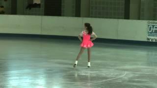 ERC Pokal 2011 Eiskunstlauf Kunstläufer Ronit Winkler