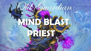 How to play Mind Blast Control Priest to Legend (Hearthstone Boomsday post-nerfs deck guide)
