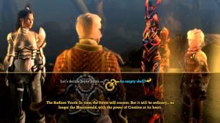 Dungeon Siege III (PS3) Last Boss (Ending)