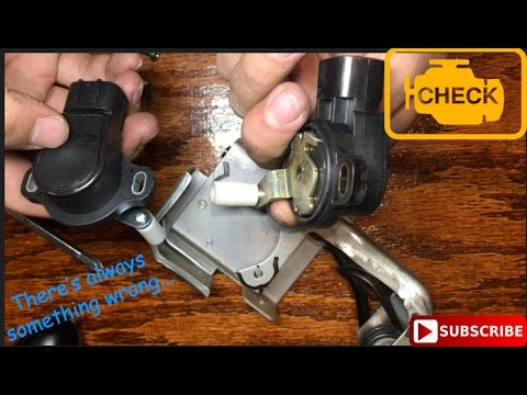 Replace Throttle Sensor Infiniti G35