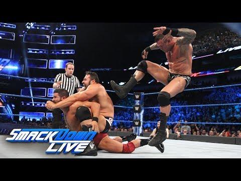 Orton vs. Roode vs. Rusev - Winner earns U.S. Title opportunity: SmackDown LIVE, April 10, 2018