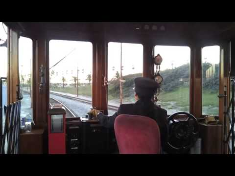 Riding the San Pedro Waterfront Red Car part 2