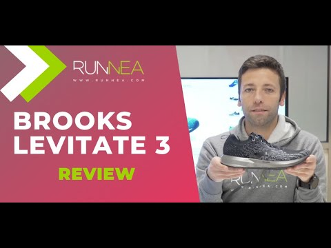 Brooks Levitate 3, reactividad en una zapatilla running tope de gama