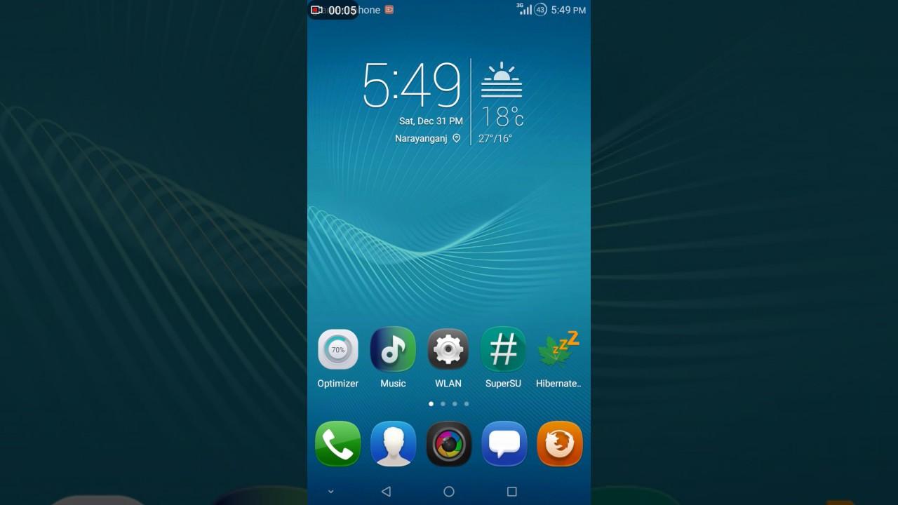 Best Custom Rom For Huawei P8 Lite!!