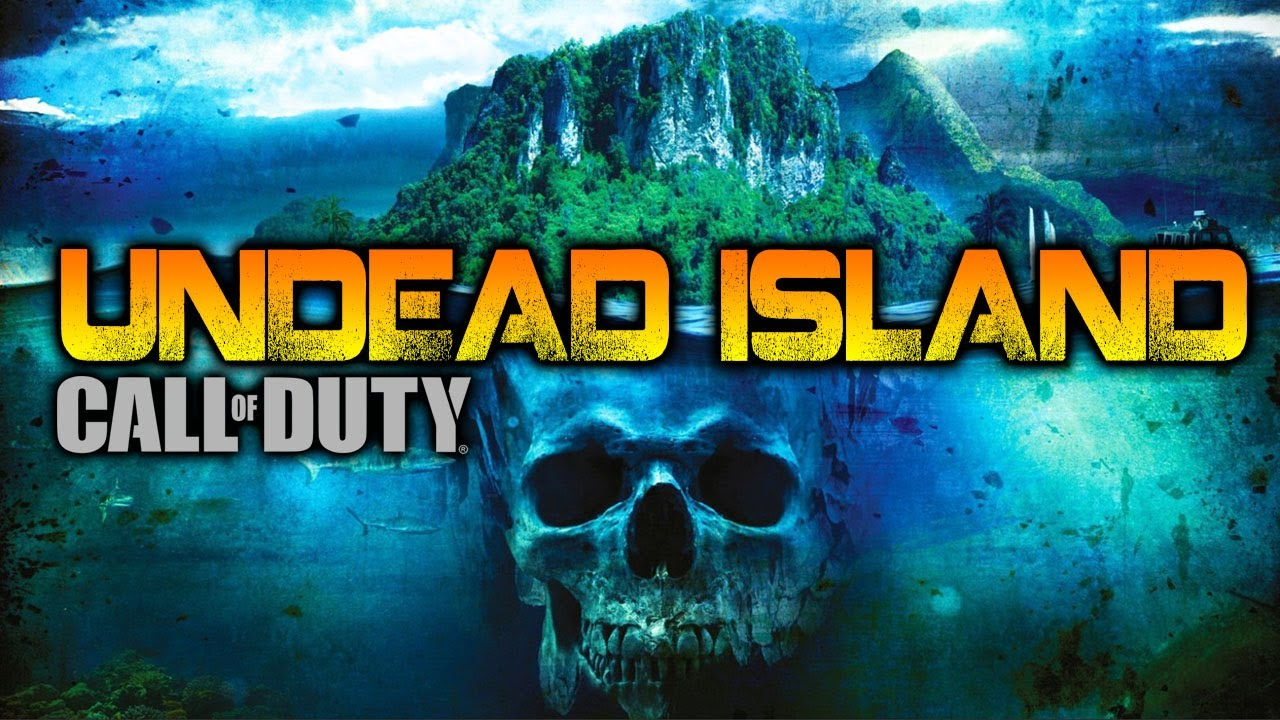 Download Undead Island - A Fun Zombie Adventure Map (Call of Duty Black Ops III Custom Zombies Map)