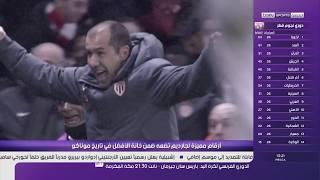 تقرير beIN SPORTS عن الأرقام المميزة لجارديم مدرب نادي موناكو تضعه في خانة الافضل في تاريخ النادي