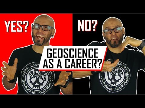 Geoscience as a Career Path?