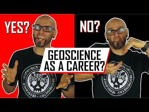 Geoscience As A Career Path?