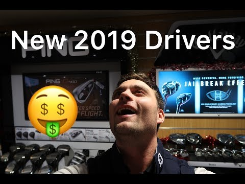 """""""Why You Must Buy The New Expensive 2019 Drivers"""" (Callaway, Taylormade, Ping, Cobra)"""