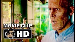 DEADPOOL 2 Deleted Scene - Inside The X-Mansion (2018) Ryan Reynolds
