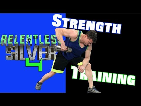 15 Minute Dumbbell and Bodyweight Strength Training Workout