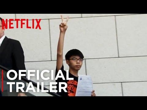 El documental de Joshua Wong, el adolescente que ha dado una lección al mundo