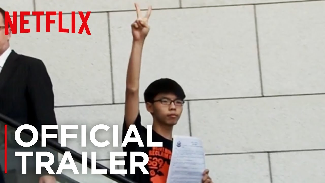 Netflix (NFLX) is bringing Hong Kong pro-democracy activist