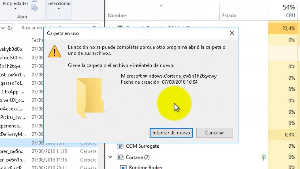 Como desactivar permamentemente Cortana en Windows 10