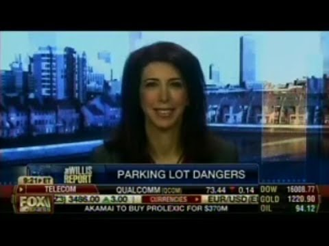 Holiday Parking Lot Safety - Avoid Theft