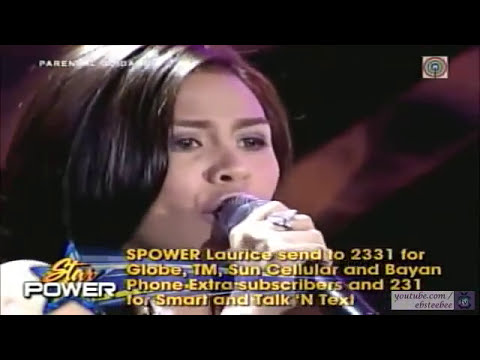 Star Power 2010 Final 10 - Laurice A HOUSE IS NOT A HOME -
