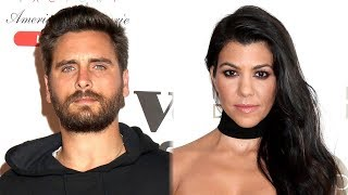 Scott Disick LASHES Out At Kourtney Kardashian Over Another Guy
