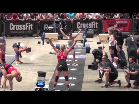 Crossfit Invitational Berlin 2013 - USA vs WORLD