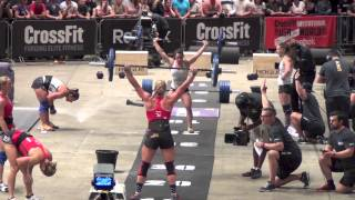 crossfit invitational berlin 2013 usa vs world