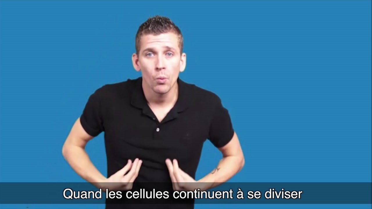 Association François Giraud - Le cancer en bref