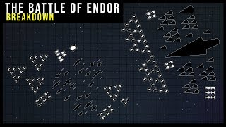 How the Rebels won the Battle of Endor | Star Wars Battle Breakdown