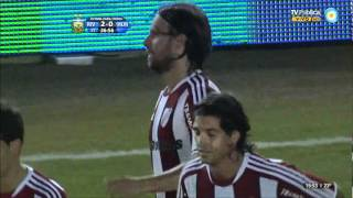 River Plate 2 - 0 Huracan (Torneo Primera