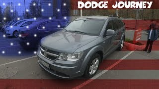 Dodge Journey 2.0 TDI за 645 000 рублей! ClinliCar авто-подбор СПб.