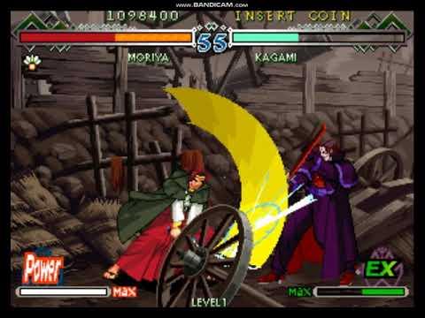 The Last Blade 2 - Moriya  