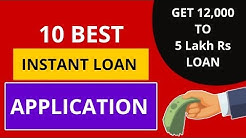 10 Loan App || Best Loan App In India || Instant Loan App 2019