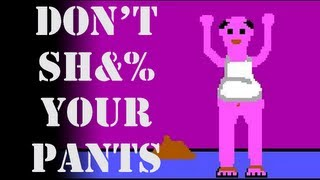 Don't Sh*t Your Pants!! DEATH ON TOILET!!!