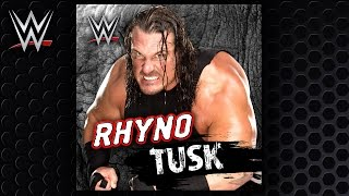 "WWE: ""Tusk"" (Rhyno) Theme Song + AE (Arena Effect)"