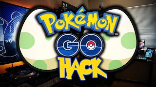 POKEMON GO HACK - Hatch Eggs Without Leaving Your Room (No Walking) thumbnail