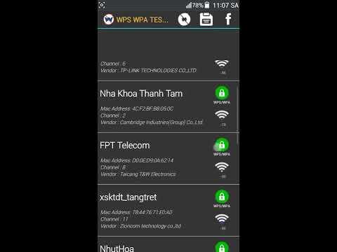 phan mem hack mat khau wifi cho dien thoai - Hack mật khẩu Wifi thành công 100% Android 2018