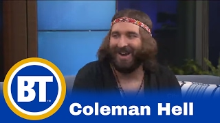 Musician Coleman Hell on his new album