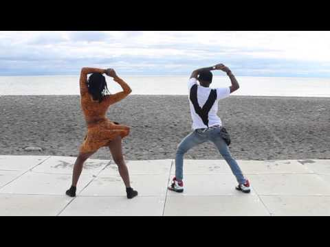 Wine and Kotch - Charly Black ft. J Capri Dancehall Choreography Chase Constantino