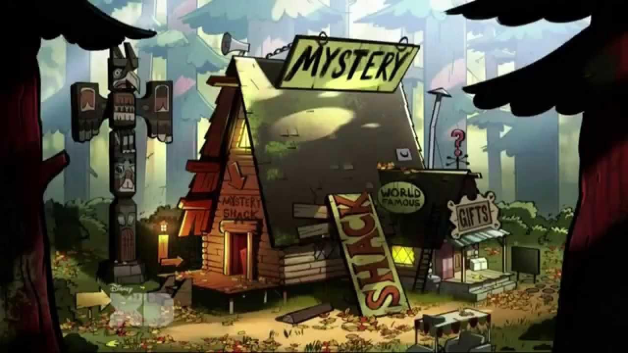 Greavity Falls Wallpaper Gravity Falls The Origin Of The Mystery Shack Youtube