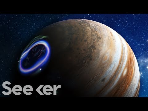 The Mystery Behind Jupiter's Powerful Auroras