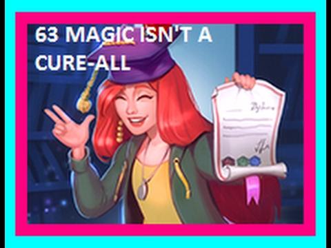 63 Magic Isn't A Cure All Wonder Way Tales