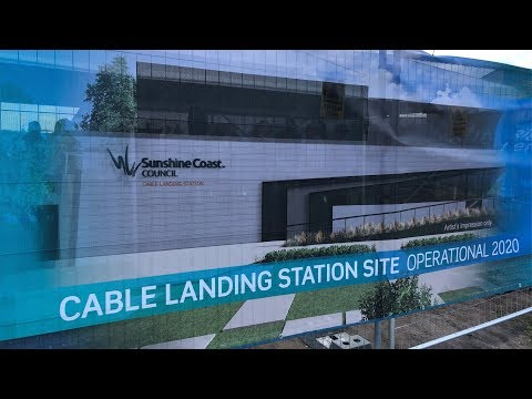 Plans and Contractor for undersea broadband Cable Landing Station announced