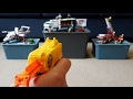 LEGO VS NERF GUNS. Next time... BIGGER GUNS!!