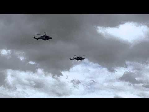 Maritime Role Demo - 815 Naval Air Squadron
