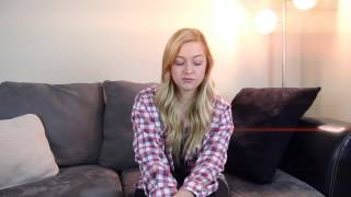 I Want Crazy - Hunter Hayes   Official Cover Music Video by Julia Sheer