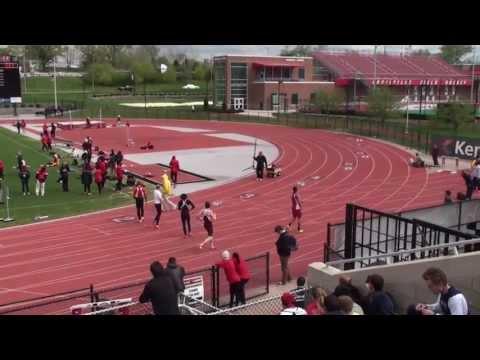 Louisville 21 Apr 2013 - 400m (M) - Lenny Lyles/Clark Wood Invite