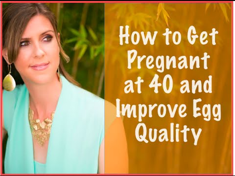 Getting Pregnant At How To Improve Ovarian Reserve And Infertility