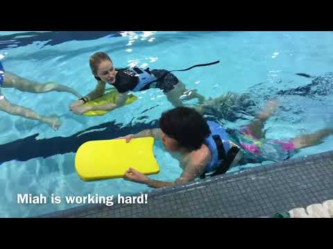 Adapted Swimming For SEA Academy for Autism