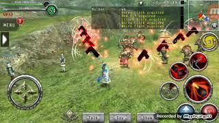 Avabel - Phantom Gunner and Cleaver (Revenger new advance class)